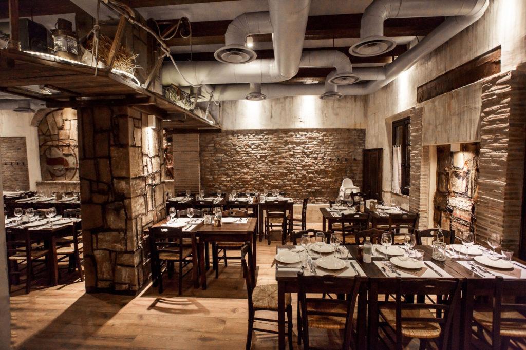 Restaurant - Rimini, Italy